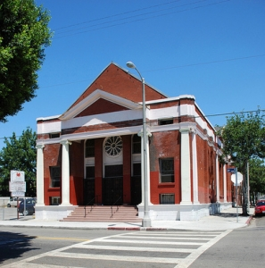 Welsh Presbyterian Church, Los Angeles