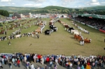 The Royal Welsh Show at it's busiest